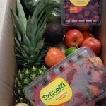 produce box full of fruits and vegetables
